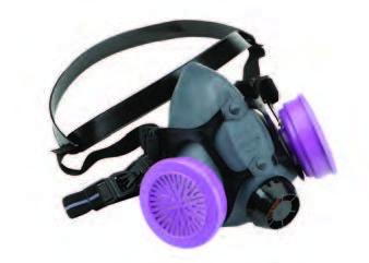 Half-Face Respirator Mask