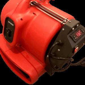 DUAH Electric Bed Bug Heater/Fan Combo