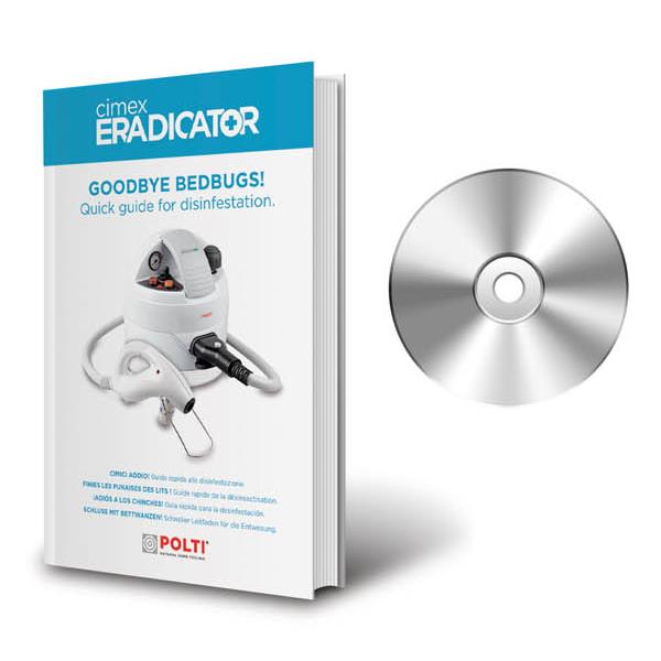 POLTI Cimex Eradicator Steamer