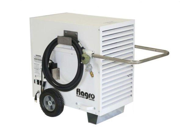 175,000 BTU Flagro Propane Heater